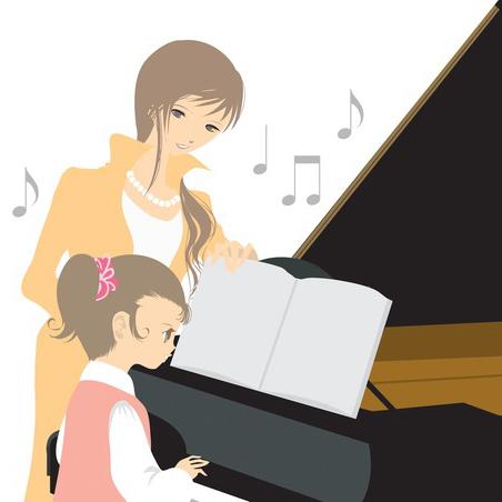 堀川ピアノ教室3つのポイント